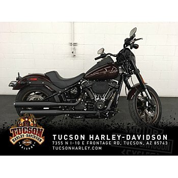 2021 Harley-Davidson Softail Low Rider S for sale 201035880