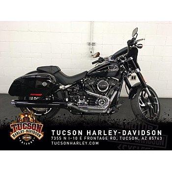 2021 Harley-Davidson Softail Sport Glide for sale 201036836