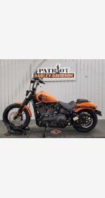 2021 Harley-Davidson Softail Street Bob 114 for sale 201045373