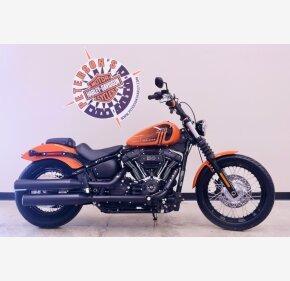 2021 Harley-Davidson Softail Street Bob 114 for sale 201049657