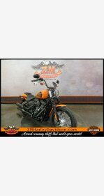 2021 Harley-Davidson Softail Street Bob 114 for sale 201052432
