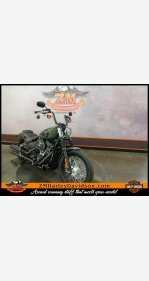 2021 Harley-Davidson Softail Street Bob 114 for sale 201054003