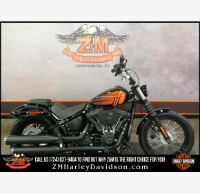 2021 Harley-Davidson Softail Street Bob 114 for sale 201056163
