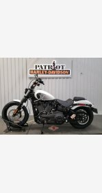 2021 Harley-Davidson Softail Street Bob 114 for sale 201059840