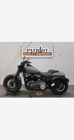 2021 Harley-Davidson Softail Fat Bob 114 for sale 201059841