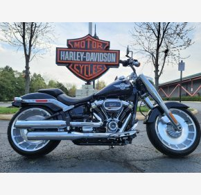 2021 Harley-Davidson Softail Fat Boy 114 for sale 201063442