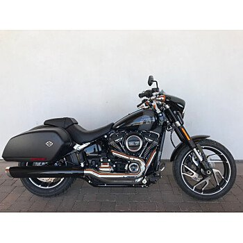 2021 Harley-Davidson Softail Sport Glide for sale 201063566