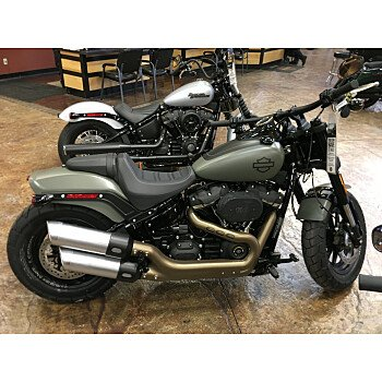 2021 Harley-Davidson Softail Fat Bob 114 for sale 201064132