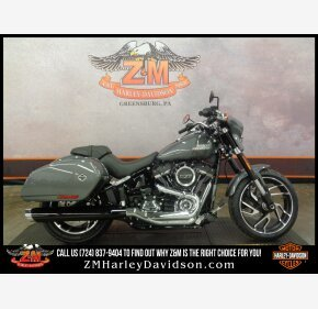 2021 Harley-Davidson Softail Sport Glide for sale 201065282
