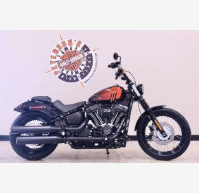 2021 Harley-Davidson Softail Street Bob 114 for sale 201070359