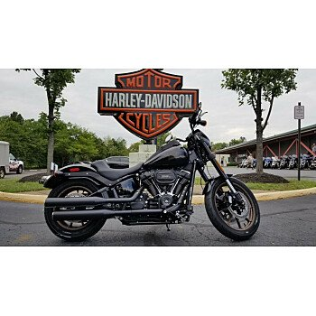 2021 Harley-Davidson Softail Low Rider S for sale 201079285