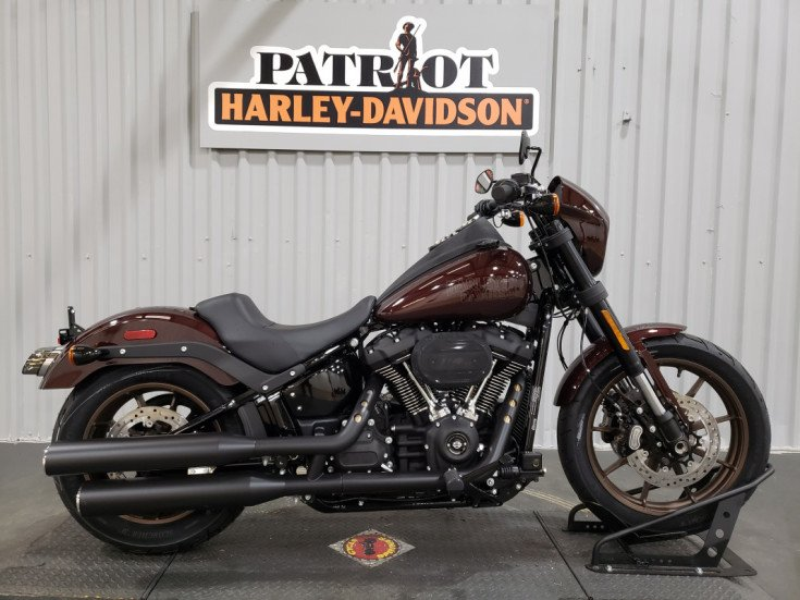 2021 Harley-Davidson Softail Low Rider S for sale 201088853