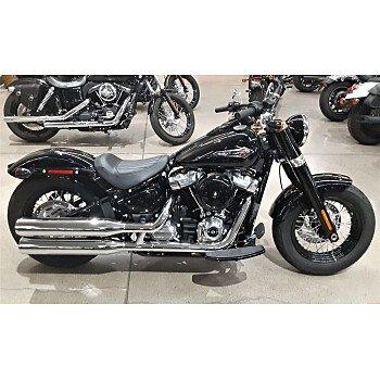 2021 Harley-Davidson Softail Slim for sale 201100440