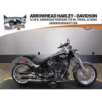 2021 Harley-Davidson Softail for sale 201101856