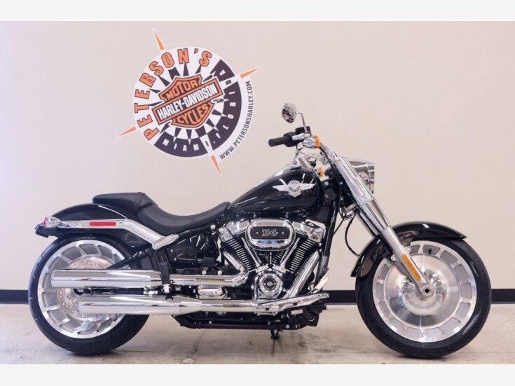 2021 Harley-Davidson Softail Fat Boy 114 for sale 201115816