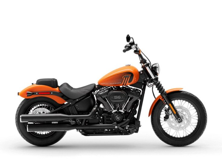 2021 Harley-Davidson Softail Street Bob 114 for sale 201165084