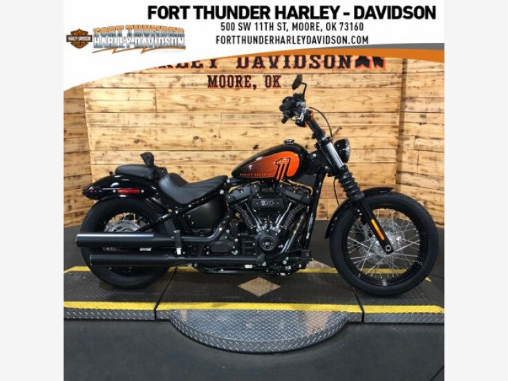 2021 Harley-Davidson Softail Street Bob 114 for sale 201173440