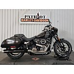 2021 Harley-Davidson Softail Sport Glide for sale 201181348