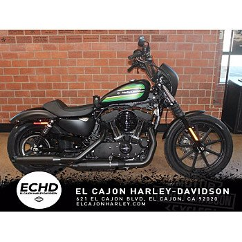 2021 Harley-Davidson Sportster Iron 1200 for sale 201024032