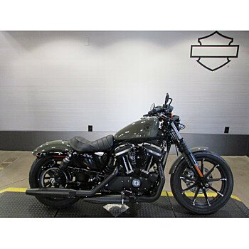 2021 Harley-Davidson Sportster Iron 883 for sale 201024058