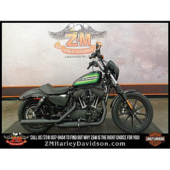 2021 Harley-Davidson Sportster Iron 1200 for sale 201029287