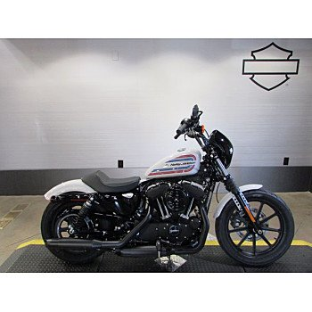 2021 Harley-Davidson Sportster Iron 1200 for sale 201036799