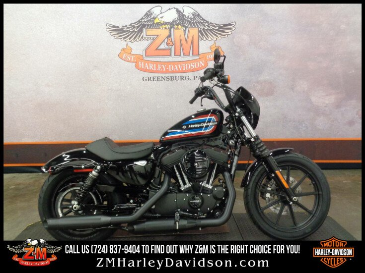2021 Harley-Davidson Sportster Iron 1200 for sale 201038342