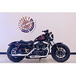 2021 Harley-Davidson Sportster Forty-Eight for sale 201046606