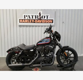 2021 Harley-Davidson Sportster Iron 1200 for sale 201068205