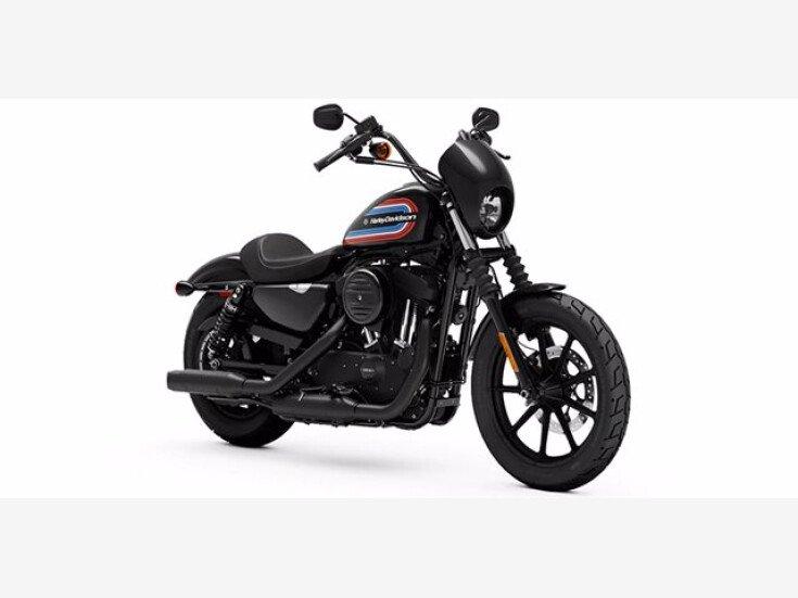 2021 Harley-Davidson Sportster Iron 1200 for sale 201070129