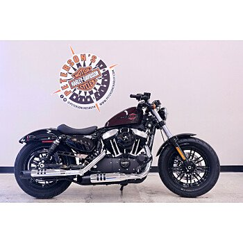 2021 Harley-Davidson Sportster Forty-Eight for sale 201104866
