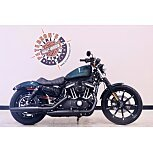 2021 Harley-Davidson Sportster Iron 883 for sale 201105439