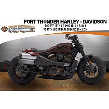 2021 Harley-Davidson Sportster for sale 201121028