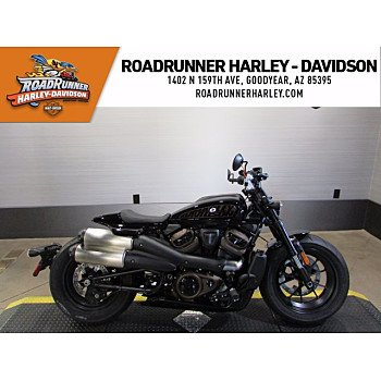 2021 Harley-Davidson Sportster for sale 201121068