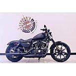 2021 Harley-Davidson Sportster Iron 883 for sale 201150362