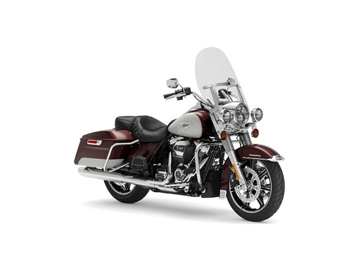 2021 Harley-Davidson Touring Road King specifications