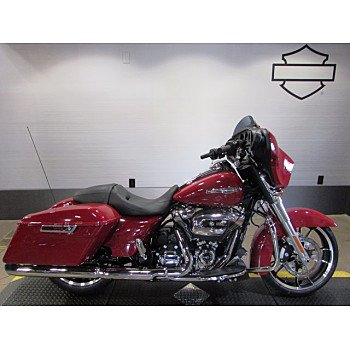 2021 Harley-Davidson Touring Street Glide for sale 201024046