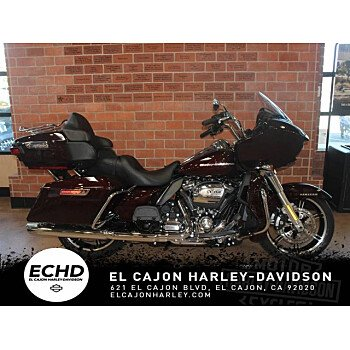 2021 Harley-Davidson Touring Road Glide Limited for sale 201024525