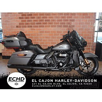 2021 Harley-Davidson Touring Ultra Limited for sale 201024526