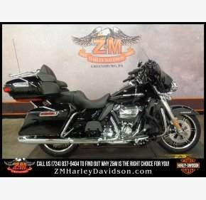 2021 Harley-Davidson Touring Ultra Limited for sale 201029769