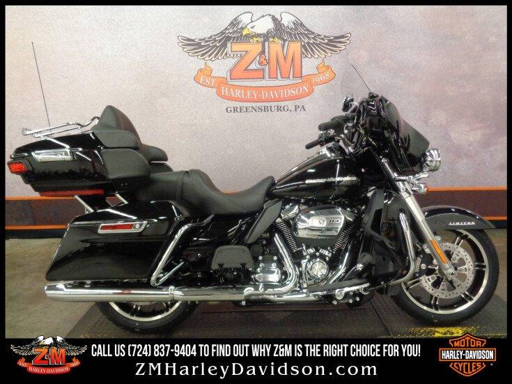 2021 Harley-Davidson Touring Ultra Limited for sale 201029769
