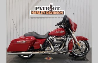 2021 Harley-Davidson Touring Street Glide for sale 201030606