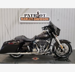 2021 Harley-Davidson Touring for sale 201034257