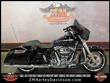 2021 Harley-Davidson Touring Street Glide for sale 201037702