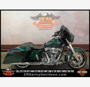 2021 Harley-Davidson Touring for sale 201043163