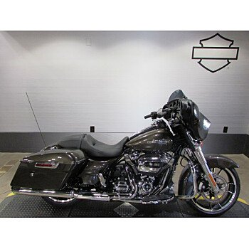 2021 Harley-Davidson Touring Street Glide for sale 201049842