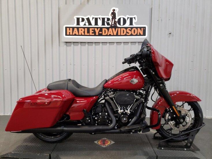 2021 Harley-Davidson Touring for sale 201059459