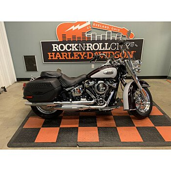 2021 Harley-Davidson Touring Heritage Classic for sale 201060457