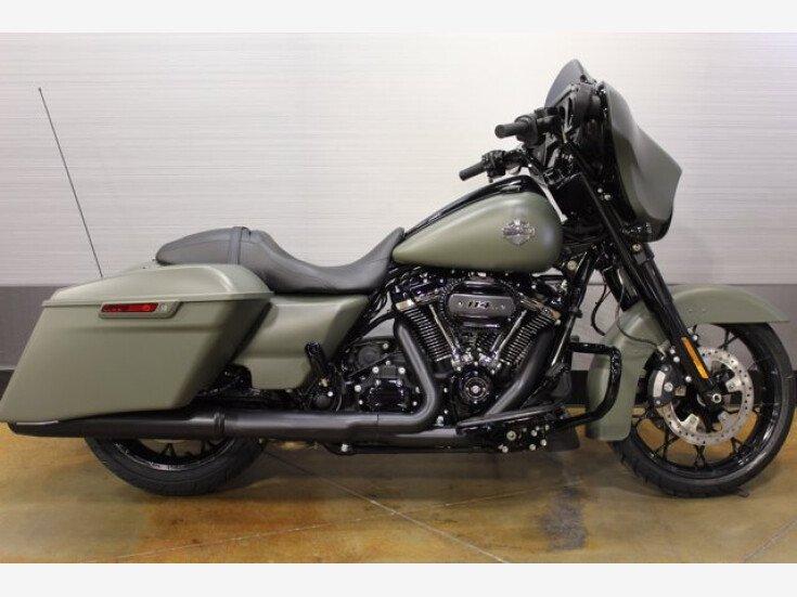 2021 Harley-Davidson Touring for sale 201064250