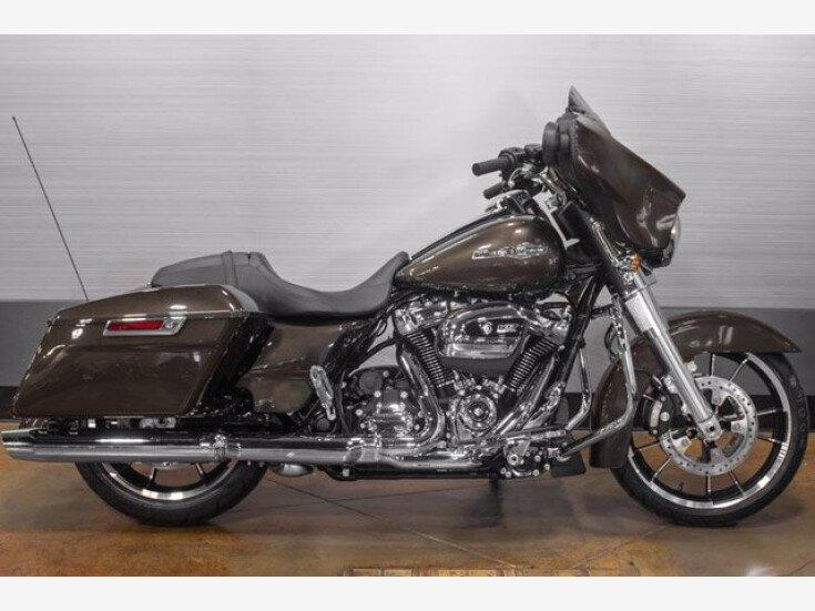 2021 Harley-Davidson Touring Street Glide for sale 201064473